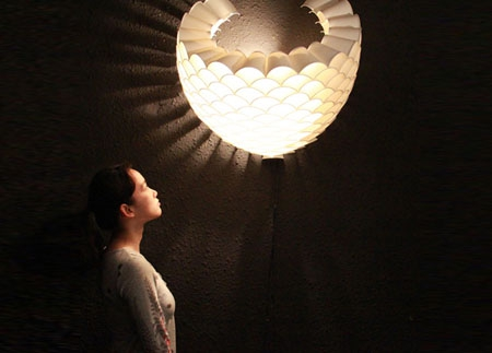 recycled-paper-cup-lamp2